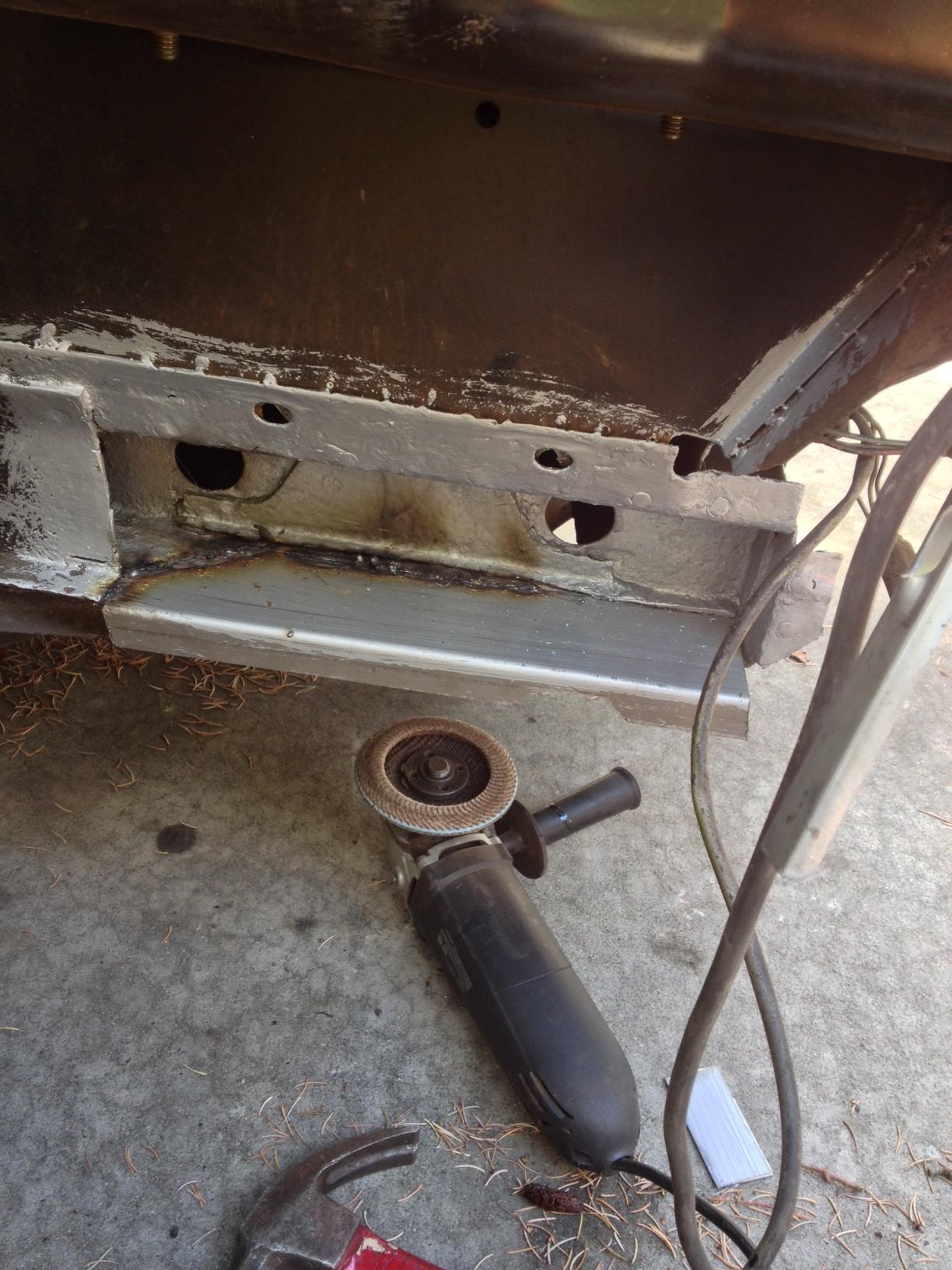 1969 Mustang: Frame Rail Repair – Save Classic Cars