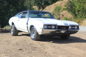 1968 Oldsmobile 442 Time Travel Save Classic Cars