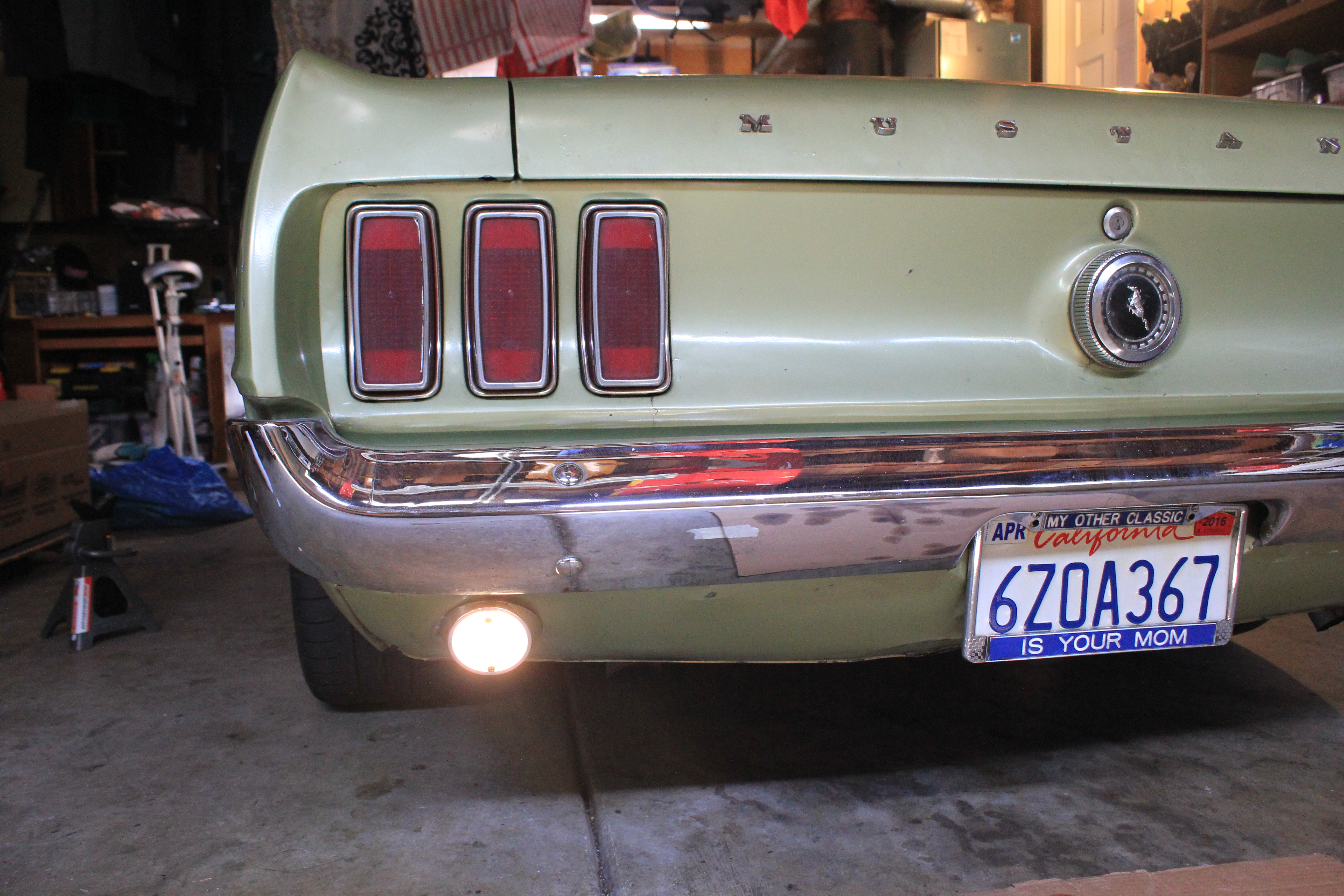 Hurst Shifter Reverse Light Switch Installation Save Classic Cars